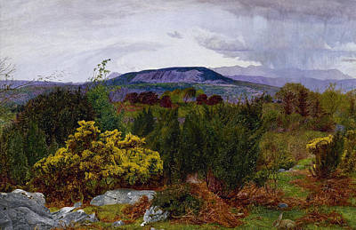 Great Outdoors Painting - Spring by Daniel Alexander Williamson