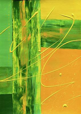 Antea Painting - Spring Dreams by Antea
