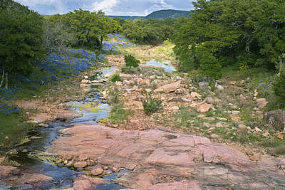 Spring In The Texas Hill Country Original by Paul Huchton
