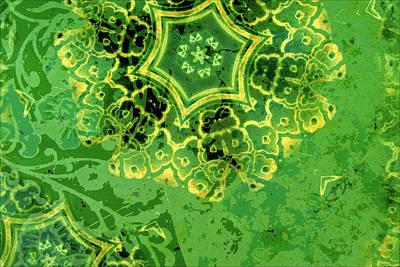 Digital Painting - Spring Sprung by Bonnie Bruno