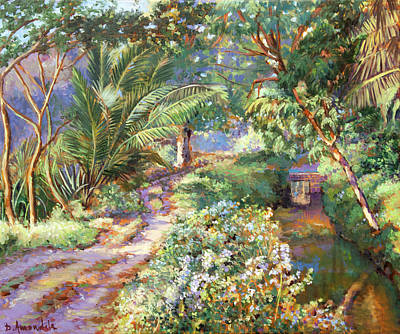 Painting - Spring Time In South India by Dominique Amendola