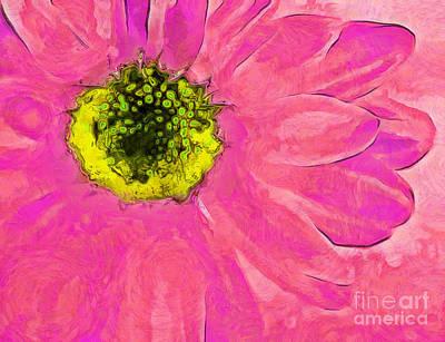 Flower Design Photograph - Spring Treasure by Krissy Katsimbras