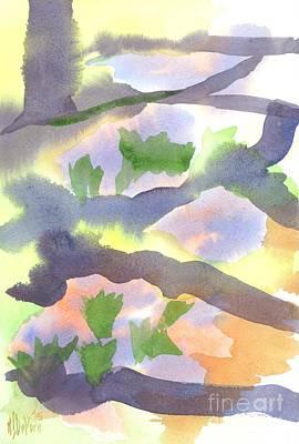 Springtime Wildflower Camouflage  Original by Kip DeVore