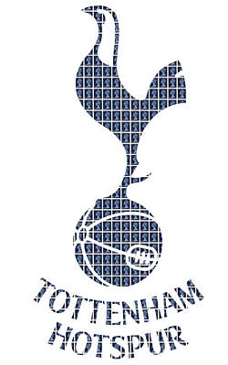 Tottenham Painting - Spurs by Gary Hogben