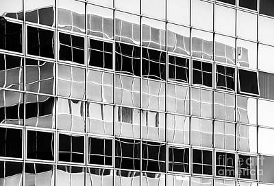 Architectural Abstract Photograph - Squared by Tim Gainey