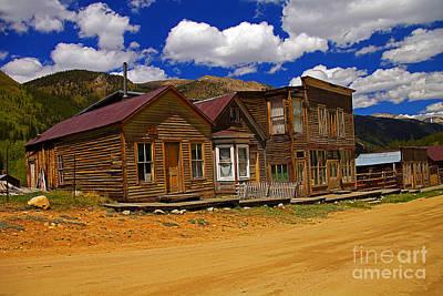 Photograph - St. Elmo, Colorado by Rich Walter