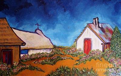 St Maries Original by Chaline Ouellet