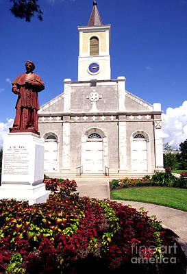 Acadian Photograph - St Martin De Tours Catholic Church by Thomas R Fletcher