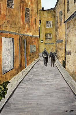 St. Tropez Original by Paul Harrington