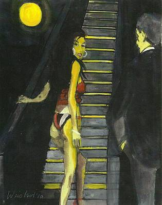 Stairway To Heaven, Moonlite Serenade Original by Harry WEISBURD
