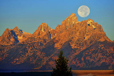 Stairway To The Moon Print by Greg Norrell