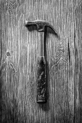 Hammer Photograph - Stanley Hammer by YoPedro