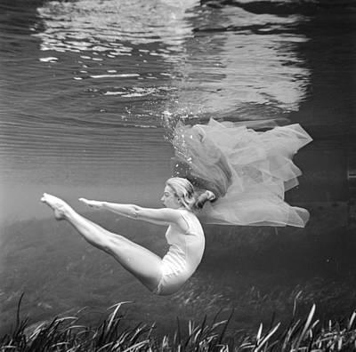 Stanley's Ballet Print by Bruce Mozert