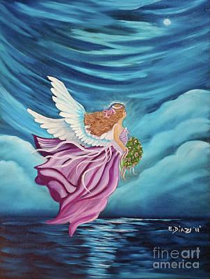 Star Angel Original by Evelyn Diaz