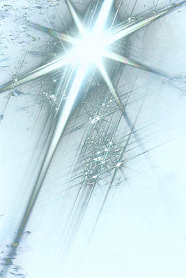 Star Of Wonder Print by Ellen Henneke