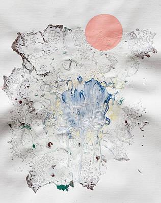 Smoke Painting - Starclast by Sumit Mehndiratta