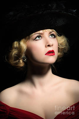 Femme Photograph - Starlet by Amanda Elwell