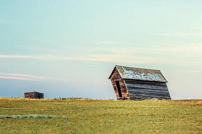 Start Of Fall Print by Todd Klassy