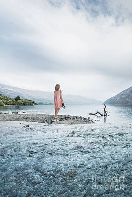 Surreal Landscape Photograph - Step Inside The Dream by Evelina Kremsdorf