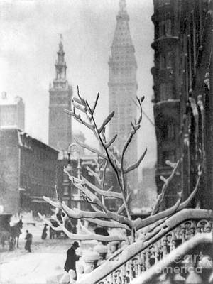 Stieglitz: New York, C1914 Print by Granger