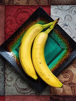 Still Life ...fruit Print by Tom Druin