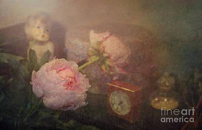 Doll Photograph - Still Life Shelf by Jasna Buncic