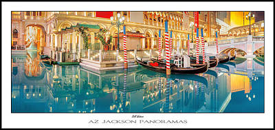 Still Waters Poster Print Print by Az Jackson