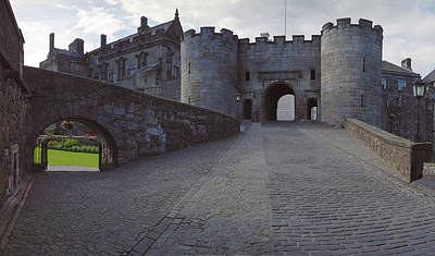 Stirling Castle Port Original by Jan Faul
