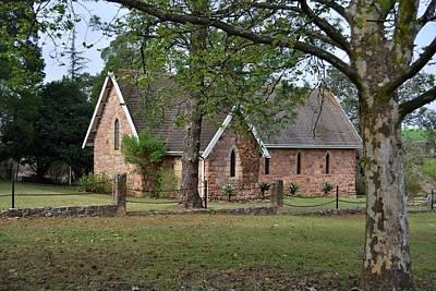 Landscape Photograph - St.james Parish Chapel by Sean Turner