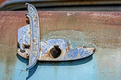 Iron Photograph - Stolen Thunderird by LeeAnn McLaneGoetz McLaneGoetzStudioLLCcom