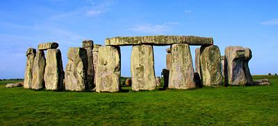 Sacrificial Photograph - Stonehenge No 2 by Kamil Swiatek
