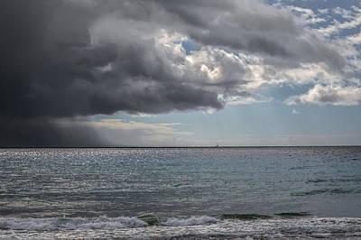 Porto Photograph - Storm Chasing by Chris Fletcher