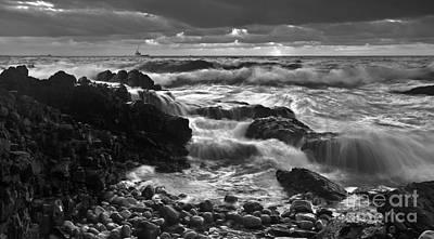 Storm Surge Print by Bill  Robinson