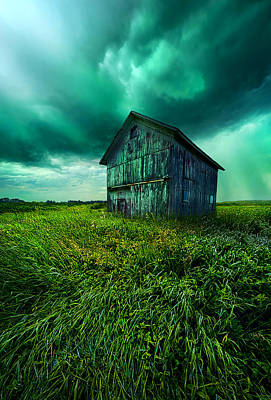 Country Living Photograph - Stormlight by Phil Koch