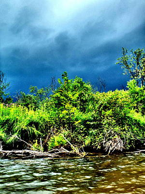 Photograph - Storms by Alicia Forton