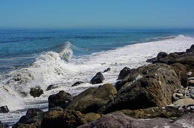 Photograph - Strait Of Juan De Fuca by Tikvah's Hope