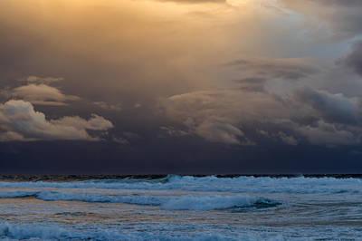 Forecast Photograph - Strange Sky by Stelios Kleanthous