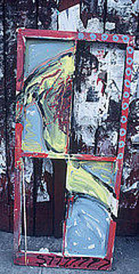Abstract Realist Landscape Photograph - Street Art by Signs Of The Times Collection