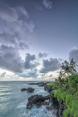 Coastline Photograph - Stretching Out by Jon Glaser