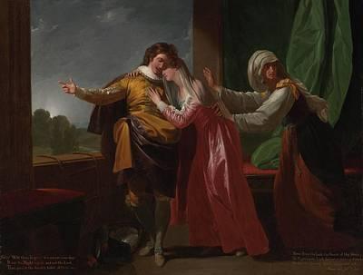 P.r Painting - Studio Swarthmore by Benjamin West