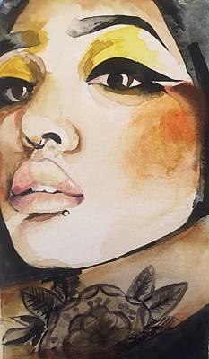 Suda Original by Amber Thackeray