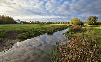 Sudbury River Print by Ian Merton