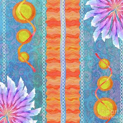 Summer Fling Print by Desiree Paquette