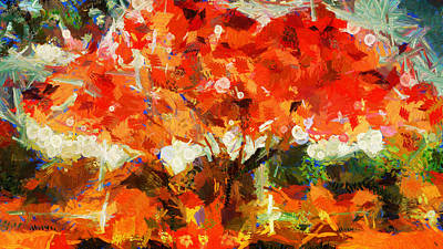 Summer Of Desire - Painting Original by Sir Josef Social Critic - ART