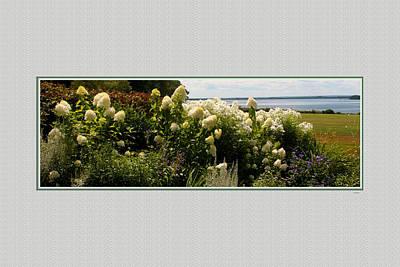 Waterview Photograph - Summer Spledor by Tom Prendergast