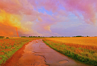 Summer Storm Y Original by Jan Faul