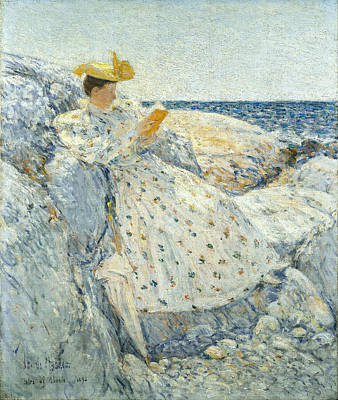 Childe Hassam Painting - Summer Sunlight. Isles Of Shoals by Childe Hassam