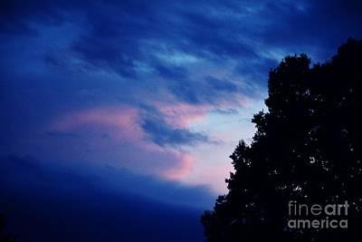 A Summer Evening Photograph - Summer Sunset  by JW Hanley