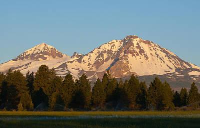 Photograph - Summits At Sunrise by Daniel Furon