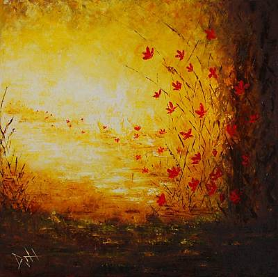 Sun Drenched Print by Debra Houston